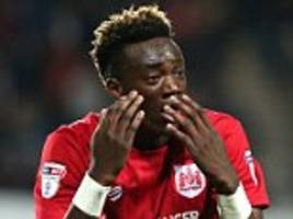 tammy abraham is chelsea's future... he has great potential technically and physically, hails antonio conte