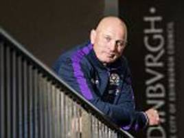 Vern Cotter vows to leave Scotland in a good place as Kiwi looks ahead to clash with Australia at Murrayfield