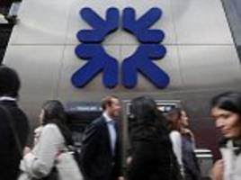 Royal Bank of Scotland could be granted last-ditch reprieve as Clydesdale Bank announces bid for its Williams & Glyn branch network