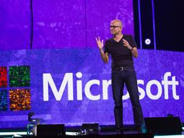 why sayta nadella thinks cars are the 'best thing that has happened' to microsoft (msft)