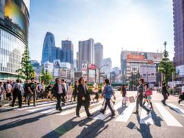 this tight market could trigger the recovery in tokyo