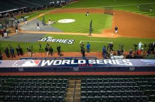 who is favored to win the world series?