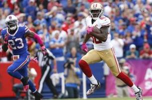 San Francisco 49ers the Tennessee Titans should target