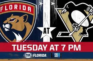 Florida Panthers at Pittsburgh Penguins game preview