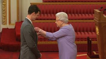 jamie murray awarded obe by the queen