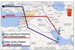the oil-gas war over syria (in 4 maps)