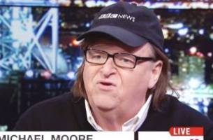 Michael Moore: Clinton's Been 'Harassed and Abused' in Ways a Man Never Would Have Been