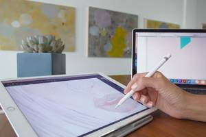 Duet Pro turns your iPad into a high-end Wacom tablet