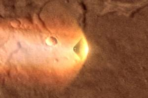 the exomars spacecraft's crash landing may have been caused by a computer glitch