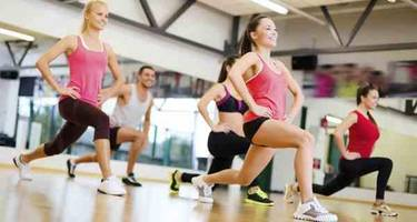 Aerobics can be very beneficial for elderly people suffering memory issues