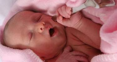 Putting infants on soft bedding can be hazardous for them and cause cot death
