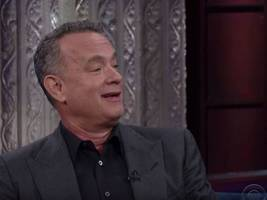 tom hanks doesn't care who knows he wants the cleveland indians to win world series