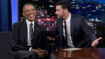 Obama hits back at Trump tweet on Kimmel: 'At least I will go down as a president'