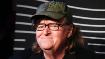 supporters see trump as 'human molotov cocktail': michael moore
