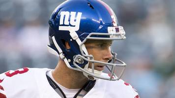 josh brown: new york giants kicker is released over new domestic violence evidence