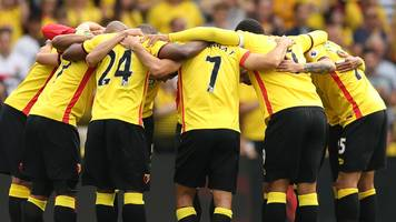 Watford being investigated over 'forged bank letter'