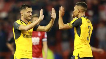 Arsenal could turn to youngsters against Reading