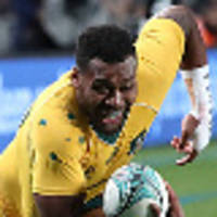 Kerevi ruled out of Europe tour