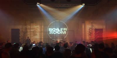 Boiler Room Is Building a Virtual Reality Music Venue