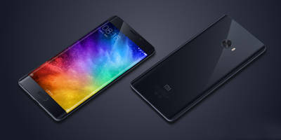 Xiaomi aims to fill the Note 7 void with its curvy new Note 2 flagship phone