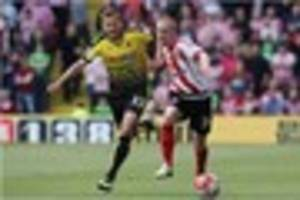 sheffield wednesday boss weighs up midfield options for derby...