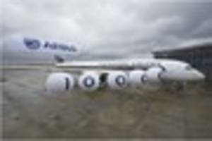 airbus delivers its 10,000th aircraft as filton-based firm...