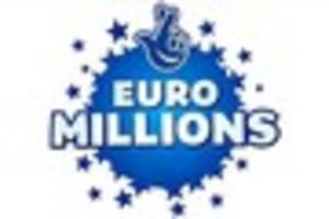 EuroMillions results: Mega Week draw for Tuesday, October 25,...