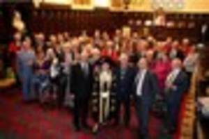 invaluable exeter volunteers celebrated at special event