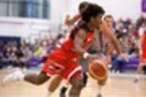 Conner Washington is thriving in strong Leicester Riders set-up