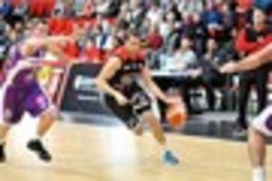 leicester riders' tyler bernardini and andy thomson in bbl team...