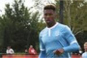 winner from new boy tyrese campbell secures stoke city u23s clash...
