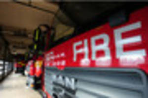 15 firefighters attend incident in lincoln's ermine west