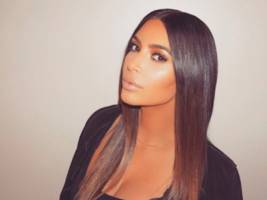 Kim Kardashian Keeps Her Word, Gives Media Take Out Mercy
