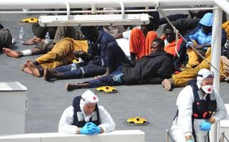 Aid group urges EU to reconsider Libya training after attack