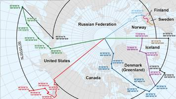 canada seeks to cooperate with russia in the arctic