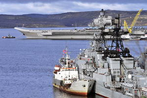 the reason behind russian naval passage on british waters