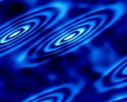 Unusual quantum liquid on crystal surface could inspire future electronics