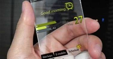 next iphone could be made of transparent glass, unlikely rumor claims