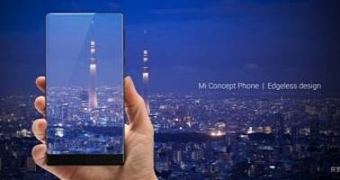 Xiaomi Officially Unveils Mi MIX Phone With Edgeless Display
