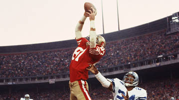 San Francisco 49ers relive glory days with augmented reality trading cards