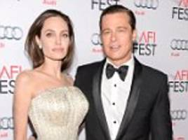 Angelina Jolie 'was interviewed for FOUR hours by the FBI' about private plane incident that led her to file for divorce from Brad Pitt