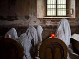 skeleton graveyards, a voodoo market and hitler's empty hospital: the most terrifying places to visit around the world revealed