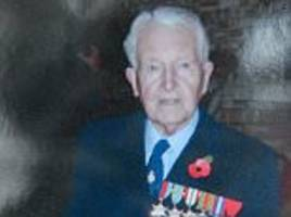 'I looked them in the eyes and said you have killed my husband': Widow claims her war hero husband, 93, died after planners announced his home would be demolished to make way for a third Heathrow runway