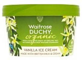 prince charles' duchy ice cream contains nearly twice as much sugar as other brands
