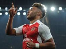 Alex Oxlade-Chamberlain is 23... he's not young any more and should know what is expected of him, Arsene Wenger tells Arsenal star after brace