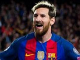 COMPETITION: Win two tickets to Manchester City vs Barcelona in the Champions League