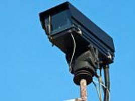 One CCTV camera for every 10 people with six million across the UK