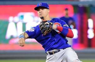 tag, you're it: javier baez breaks out as cubs' unexpected star in october