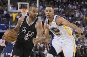 Leonard, Spurs spoil Kevin Durant's debut with Warriors
