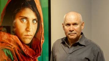 Afghan Girl: National Geographic photographer vows to help